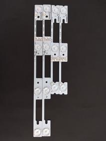 Kit Completo C/4 Barras De Led Toshiba 32l2400 - N O V O