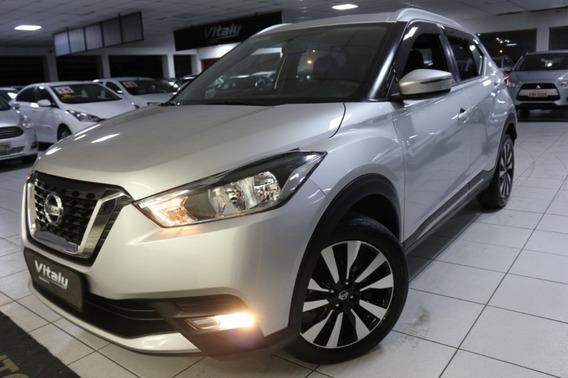 Nissan Kicks Sv Cvt 2019 Baixo Km Novo