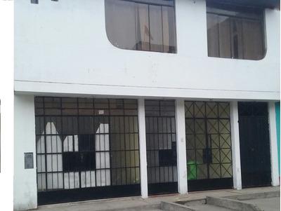 Por Viaje Vendo Casa De 2 Pisos 120m2. Estación Bayovar