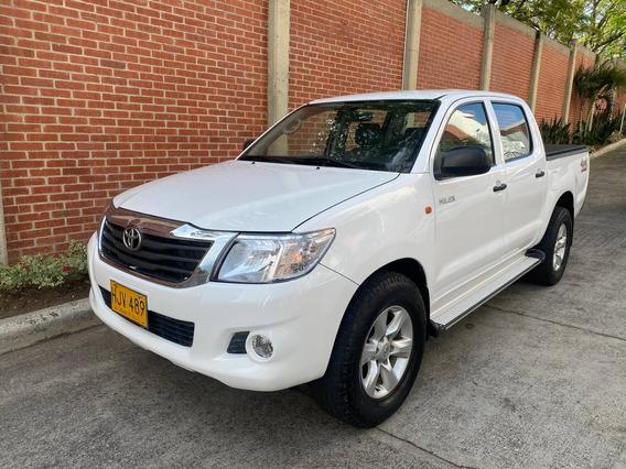 Toyota Hilux 4x4 Vigo 2014