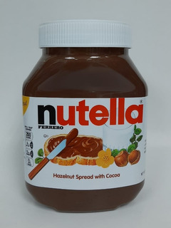Nutella 950gr, Chocolate, Avellana, Importado 950gramos.