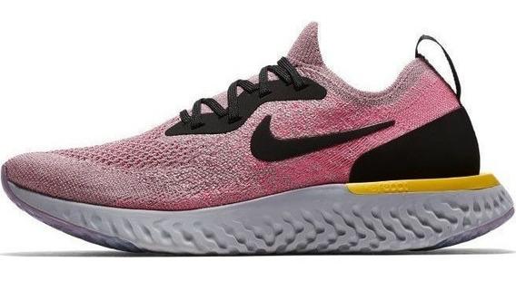 Zapatillas Mujer Nike Epic React Flyknit 7.5 Us - 37.5