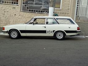 Chevrolet Caravan Ss 1980