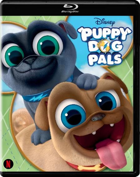 Puppy Dog Pals [bluray, Dvd] Latino