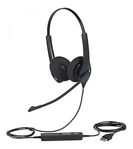Auriculares Jabra Biz 1100 Duo Usb Distribuidor Oficial