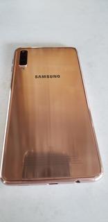 Celular Samsung A7 128 Gb Cobre
