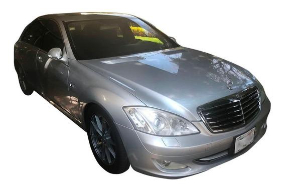 Mercedez Benz S500l De Categoría Díplomática (2006) 76000km
