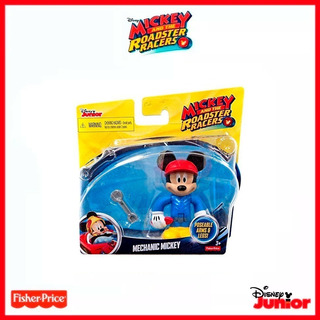Mickey And The Roadster Racers- Mickey Mecánico Fisher Price