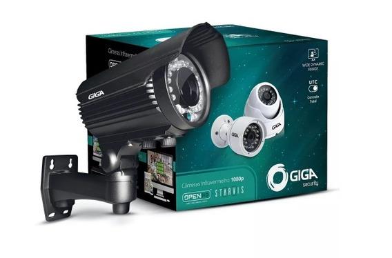 Camera Full Hd Starvis Cftv Para Hvr Giga Gs0053 1080p