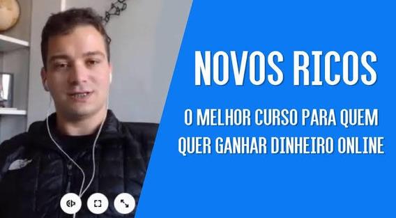 Curso Programa Novos Ricos 2019 - João Pedro 100% Atualizado