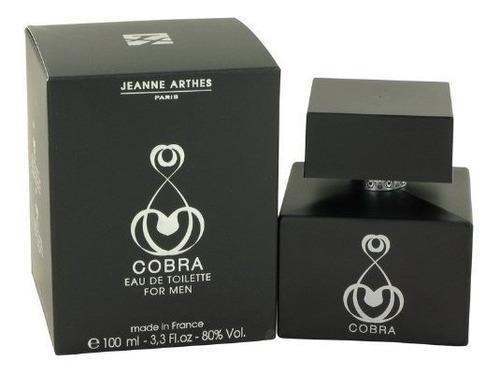 Cobra De Jeanne Arthes - Eau De Toilette Spray ***** Oz