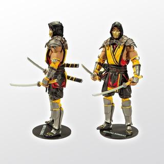 Mortal Kombat Xi Scorpion - Mcfarlane - Tierra Prima