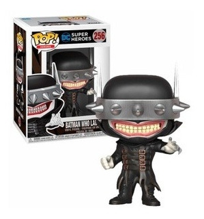 Funko Pop! Heroes Dc - Batman Who Laughs (special Edition)