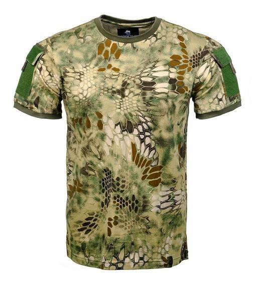Camiseta Airsoft Invictus - T Shirt Army