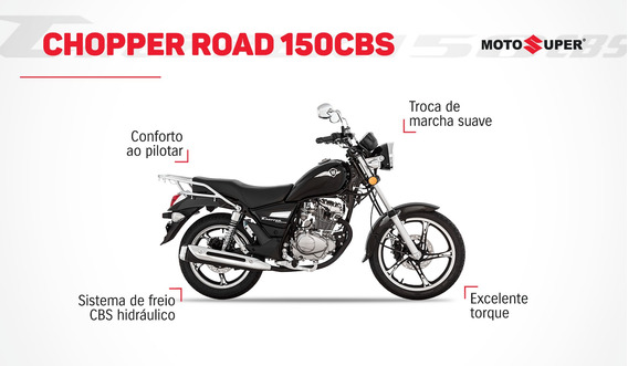 Chopper Road 150 2019 Cbs