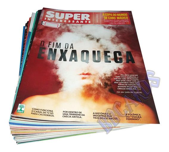 Revista Super Interessante 18 Volumes Edição Assinante