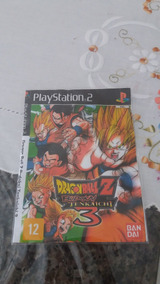 Dragon Ball Tenkaichi 3 Ps2