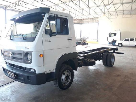 Vw 8160 Delivery 2015 Completo Unico Dono Baixo Km