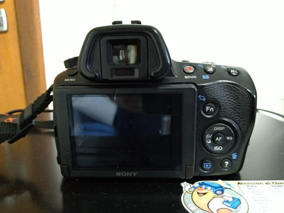 Sony A37+ Lente 18-55mm + Lente 70-210mm