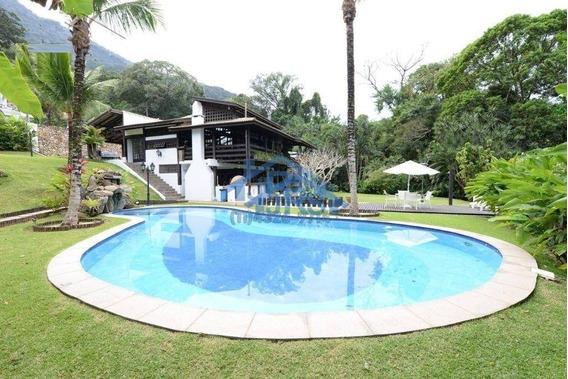 Sobrado Com 4 Dormitórios À Venda, 400 M² Por R$ 4.500.000,00 - Guaecá - São Sebastião/sp - So1199