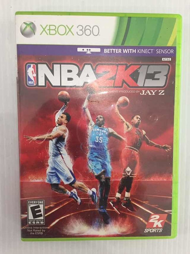 Nba2k13 Xbox 360