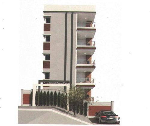 Imagem 1 de 16 de Apartamento Com 3 Dormitórios À Venda, 1759 M² Por R$ 415.000,00 - Centro - Poços De Caldas/mg - Ap1397