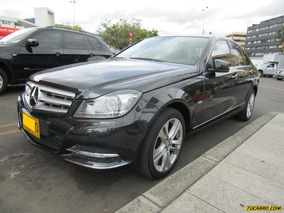 Mercedes Benz Clase C 200 1.8 At
