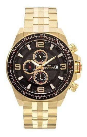Relógio Technos Skymaster Js15fc/4p