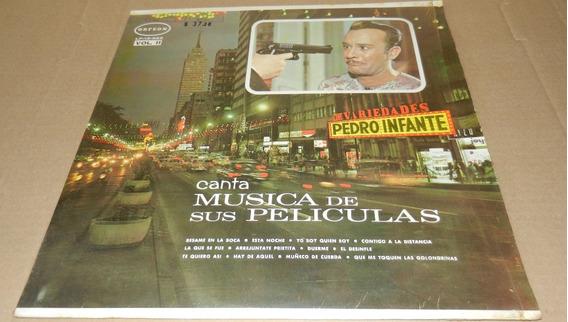 Pedro Infante - Canta Musica De Sus Peliculas Vol Ii Lp