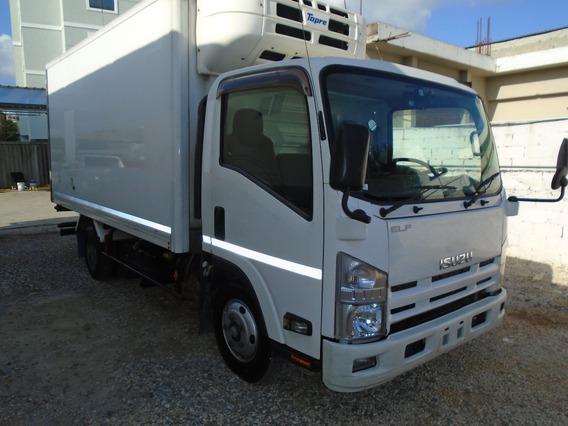 Camion Isuzu Elf Refrigerado 2012