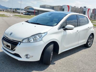 Raridade Peugeot 208 1.6 Griffe 16v Flex 4p Automático 2014