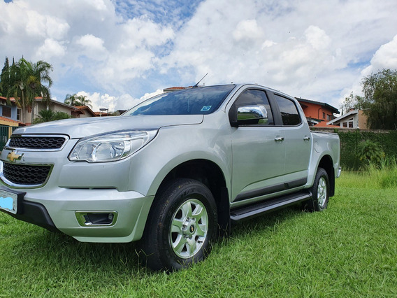 Chevrolet S10 Lt Unico Dono 2015 Flex 206cv Manual Novíssima