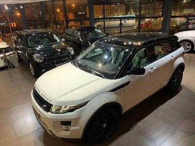 Range Rover Evoque Dynamic 2014