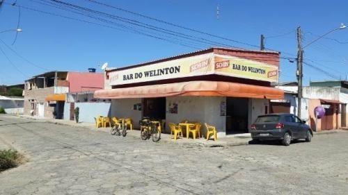 Casa Com Comércio Em Rua Asfaltada No Bairro Laranjeiras Em Itanhaém - 0090-cs