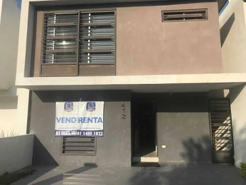 Casa En Renta En Apodaca Cerradas De Santa Rosa