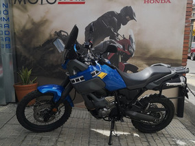Yamaha Tenere 660 Azul 2011