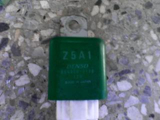 Rele Mazda, Ford Verde Z5a1