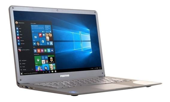 Notebook Positivo Intel 1.9ghz 2gb 32ssd Tela14 W10 Portugu