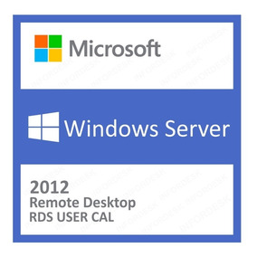 15 Cal Acss Remoto Rds/ts Windows Server 2012 R2 User/device
