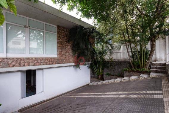 Casa 15 Quartos, 480 M² Úteis R$ 3.845.000 - Vila Clementino -sp - Ca0042