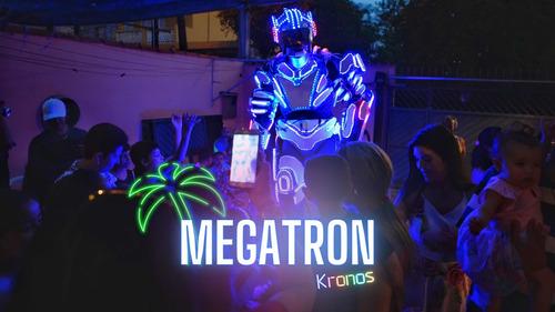 Imagem 1 de 5 de Robô Megatron Para Festas E Eventos.