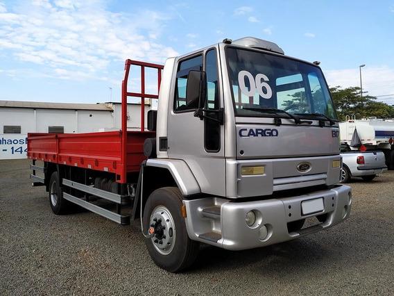 Ford Cargo 1317 2006 Toco 4x2 Carroceria, Sb Veiculos