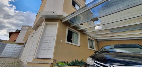 Imagem 1 de 24 de Excelente Sobrado Em Condomínio No Bairro Alto - Sou-0002