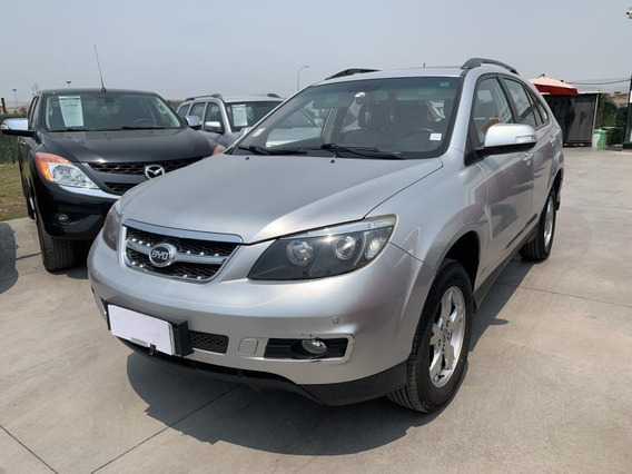 Byd S6 Gsi 2013
