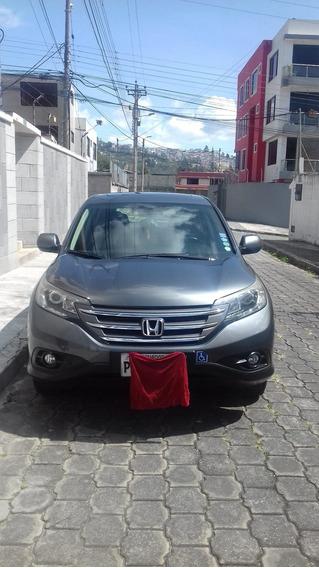 Vendo Flamante Honda Crv Año 2013