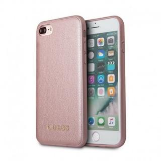 Funda iPhone 8 Plus / 7 Plus Guess & Mica De Cristal Gratis