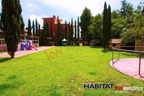 Venta De Casa Con Amplio Jardin En Tizatlan, Tlaxcala, Cerca De Plaza Gran Patio