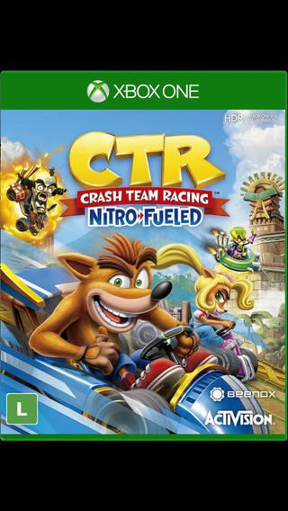 Crash Team Racing - Xbox One - Midia Digital + Brinde