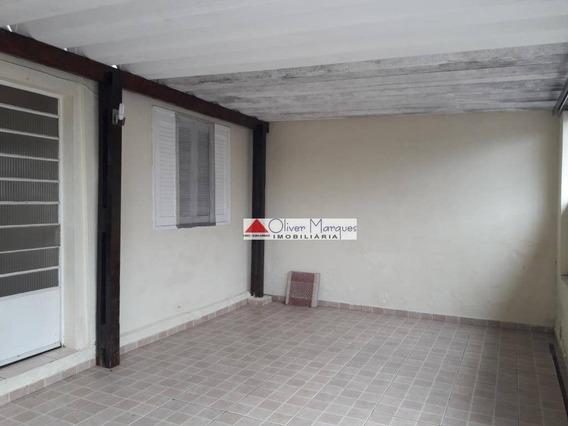 Casa Com 2 Dormitórios À Venda, 101 M² Por R$ 460.000,00 - Adalgisa - Osasco/sp - Ca0905