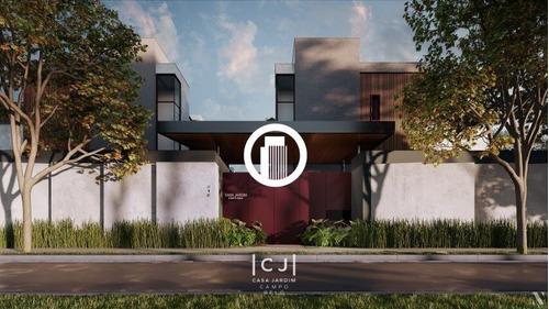 Casa Em Condominio - Jardim Petropolis - Ref: 11650 - V-re12608